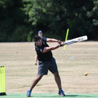 Devesh Mangtani cricket