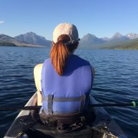 Karin Glacier National Park