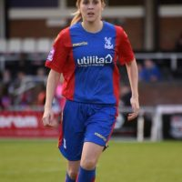 Leesa Haydock - football