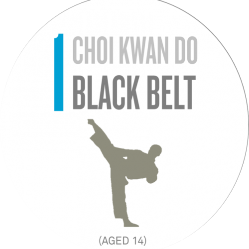 Lara Kotecha black belt