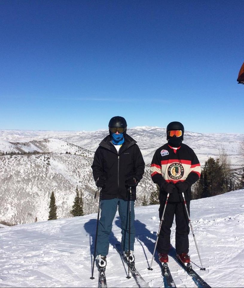 Doug Bell ski