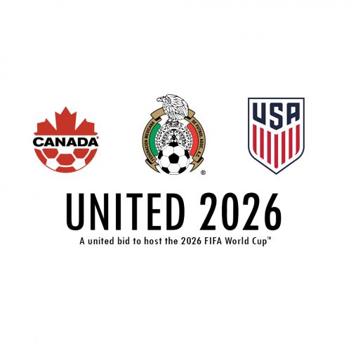 United 2026 logo