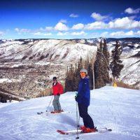 Nate Walsh ski