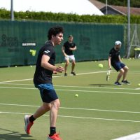 Douglas Carson tennis